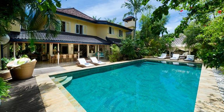 Canggu Villa 5 Bed
