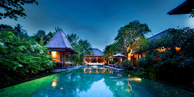 Canggu Villa 4 Bed