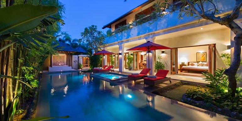 Seminyak Villa 3 Bed